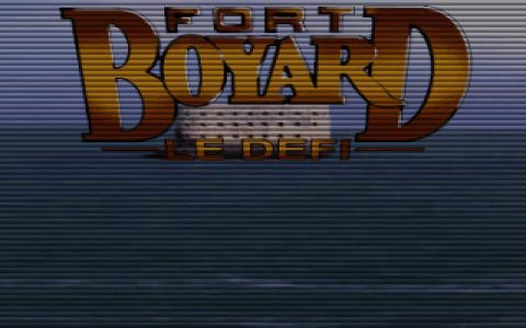 Fort Boyard : the Quest - title cover