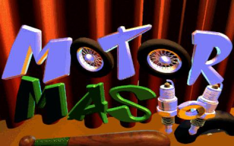 Motor Mash - title cover