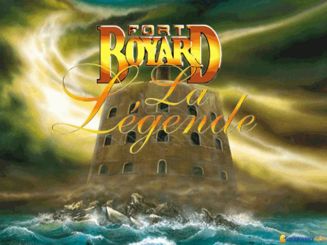 Fort Boyard : the Legend - game cover