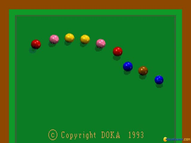 Billiards - title cover