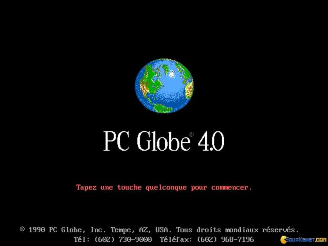 PC Globe - title cover
