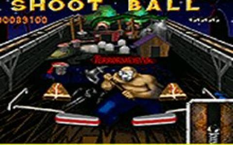 3D Pinball Express - title cover