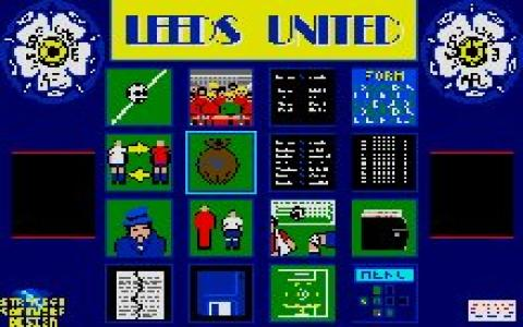 Leeds United - title cover