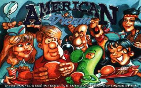 American Dream - title cover
