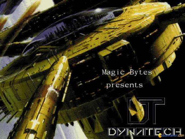 Dynatech - title cover