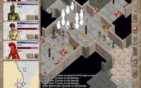 Avernum: The Complete Saga - game cover