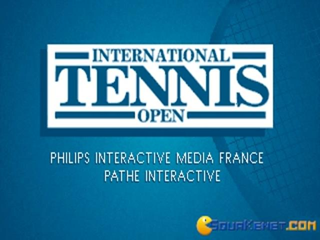 International Tennis Open - title cover
