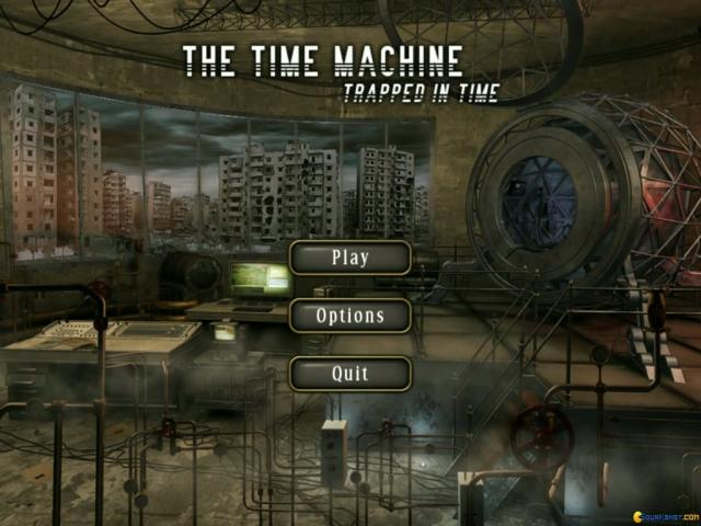 Time Machine - title cover