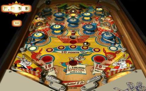 Microsoft Pinball Arcade - game cover