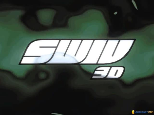 SWIV 3D - game cover