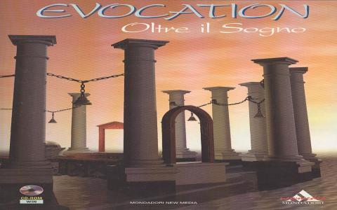 Evocation - Oltre il Sogno - title cover