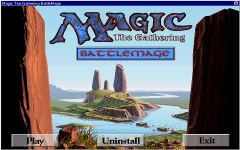 Magic: the Gathering - Battlemage - title cover