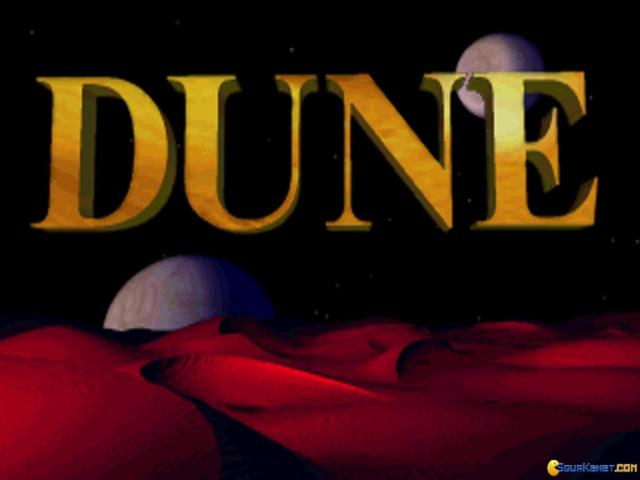 Dune - game cover