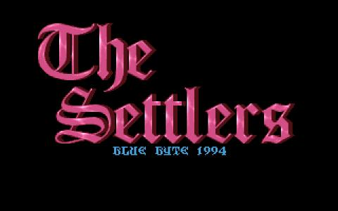 The Settlers - game cover