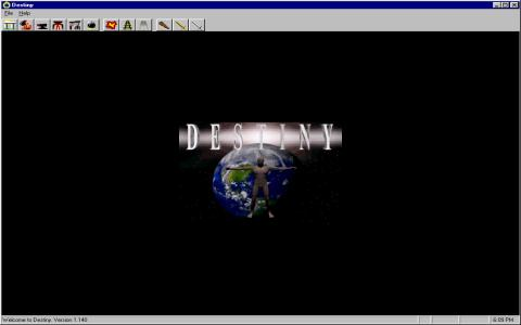 Destiny - title cover