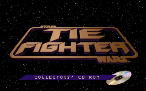 TIE Fighter Collector's Edition - game cover