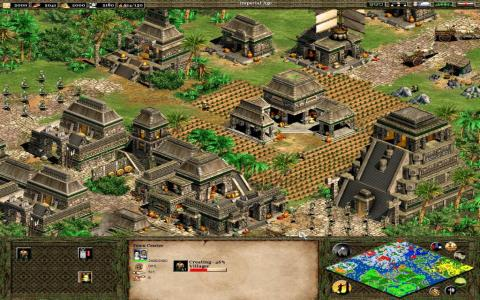 Age of Empires: Gold Edition - game cover