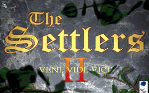 The Settlers 2 - title cover