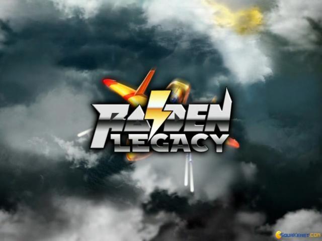 Raiden Legacy - game cover