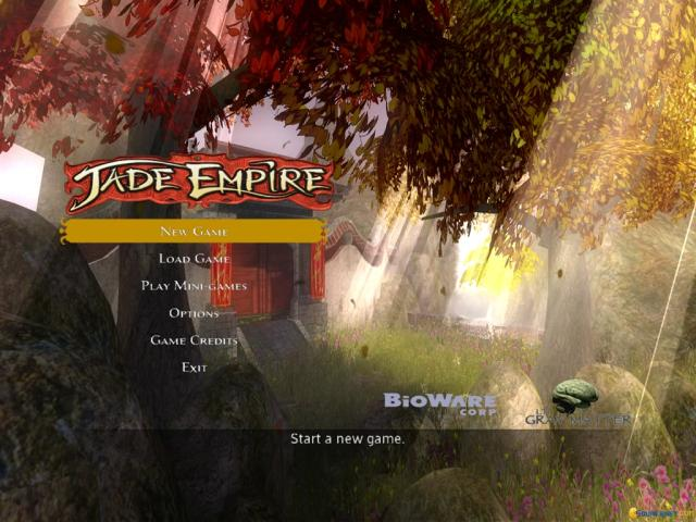 Jade Empire: Special Edition - game cover
