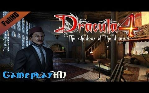 Dracula 4: Shadow of the Dragon - title cover