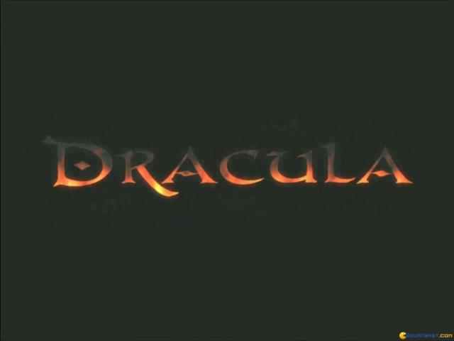 Dracula Trilogy - game cover