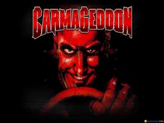 Carmageddon - game cover