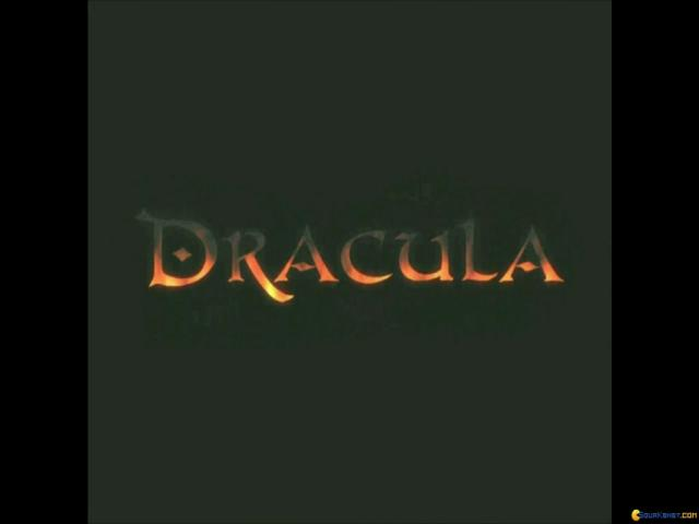 Dracula: The Resurrection - game cover