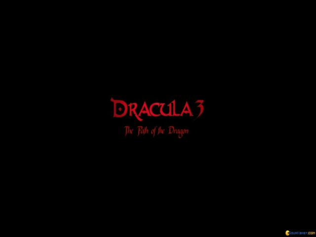 Dracula 3: The Path of the Dragon - title cover