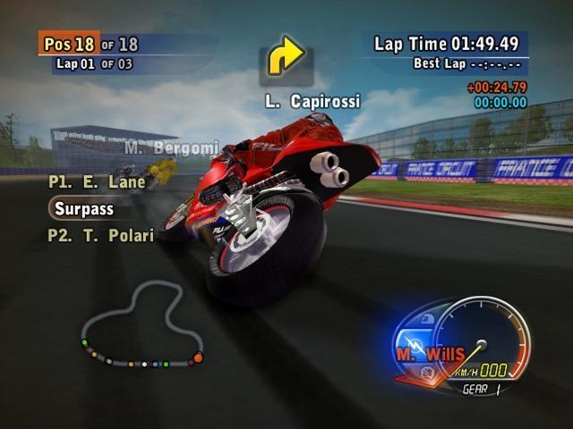 Ducati World Championship - title cover