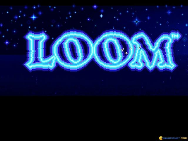 Loom - game cover