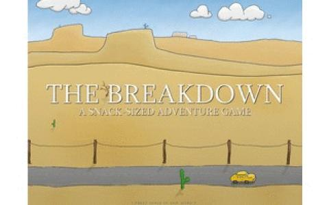The Breakdown - title cover