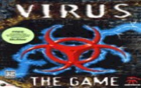 Virus: the Game - title cover