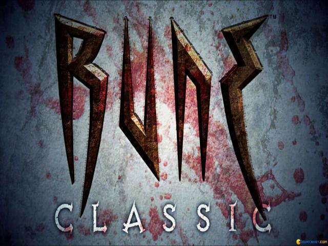 Rune Classic - game cover