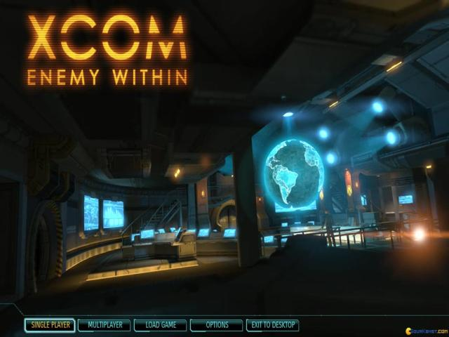 XCOM: Enemy Within - game cover