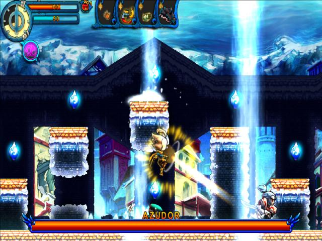 Valdis Story: Abyssal City - title cover