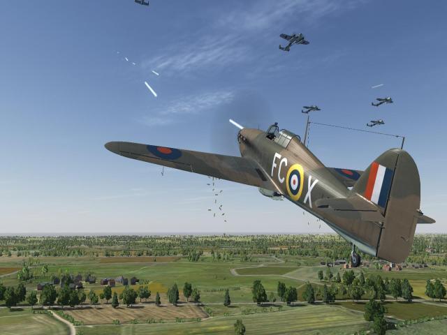 IL-2 Sturmovik Cliffs Of Dover - title cover