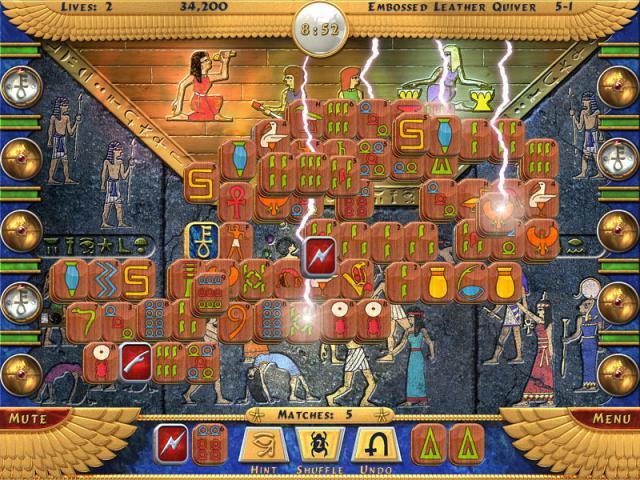 Luxor Mah Jong - game cover