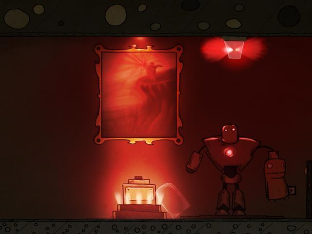 Gomo - game cover