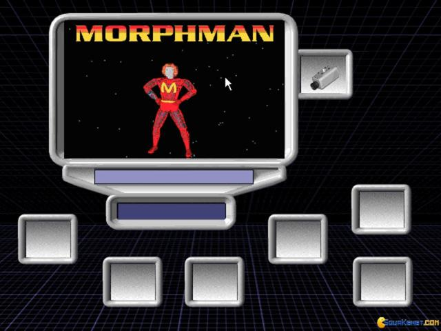Morphman - title cover