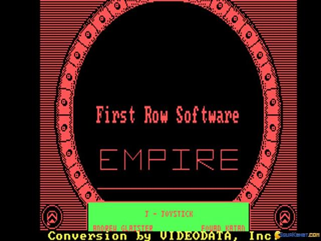 Empire! - game cover