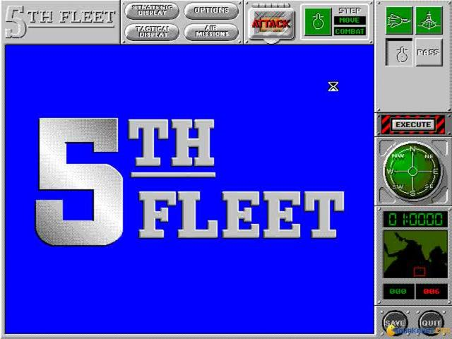 5th Fleet - title cover