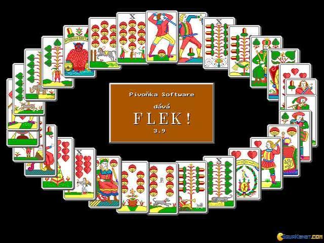 Flek! - game cover