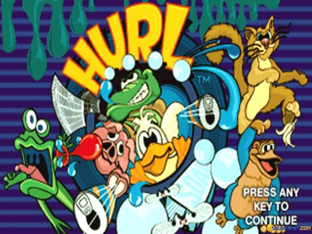 H.U.R.L. - game cover