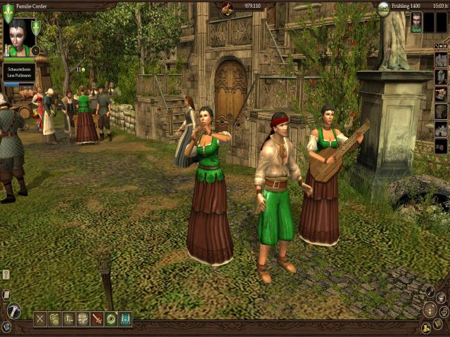 The Guild 2: Renaissance - title cover