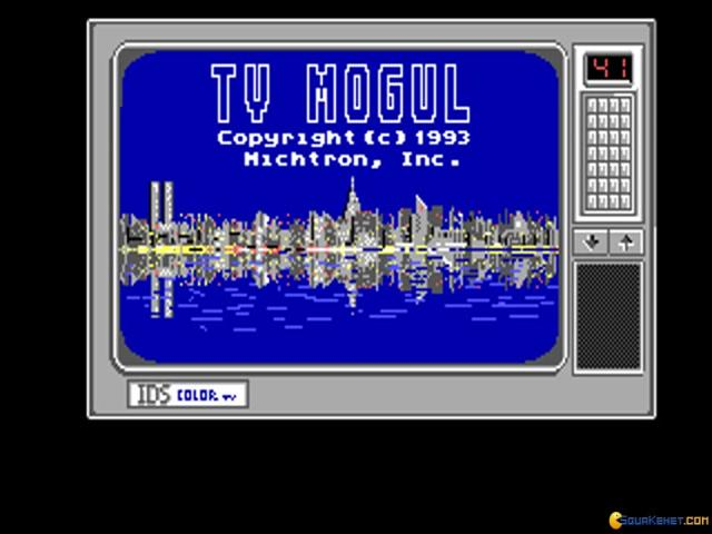 TV Mogul - title cover