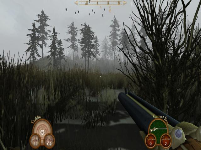 Sir, You Are Being Hunted - game cover