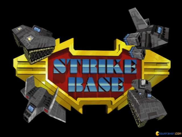 Strike Base - title cover