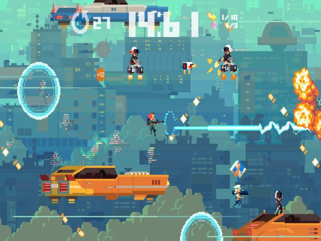 Super Time Force Ultra - title cover