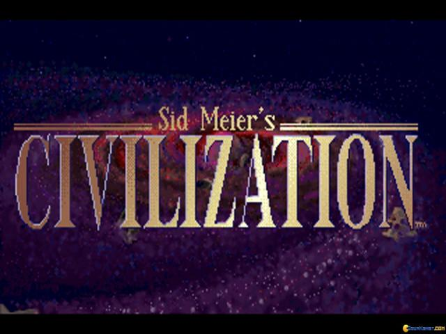 Civilization - game cover